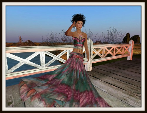 EXCLUSIVE GIFT ANNIVERSARY MOREA STYLE  *SYNTHIA * by Cherokeeh Asteria