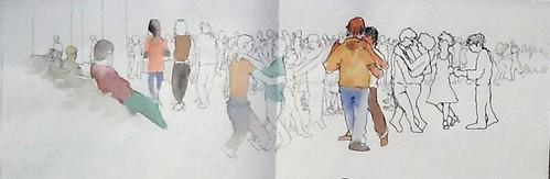 Grande Baile 2 by Dalton de Luca