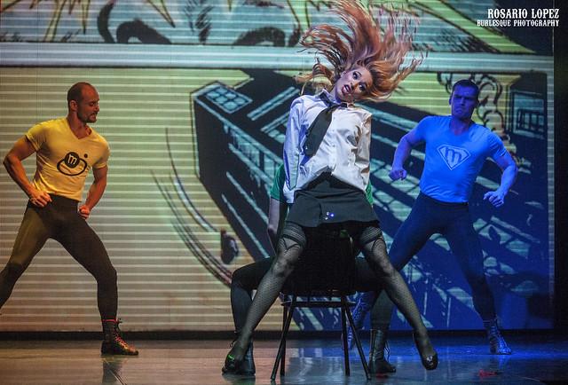 II Festival Internacional de Burlesque El Molino