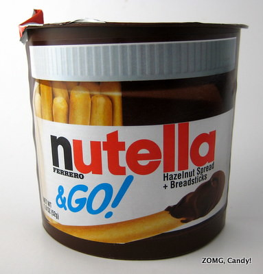 Nutella & Go - Snack Pack