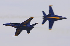 2012 Smyrna Air Show: Blue Angels High-Speed Pass