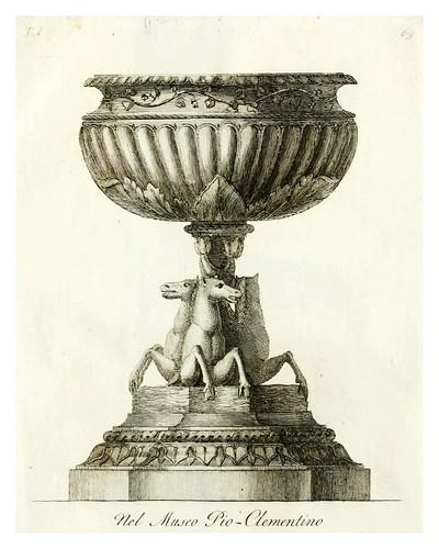 007-Manuale di varj ornamenti componenti la serie de' vasj antichi…Vol 1-1740-Carlo Antonini