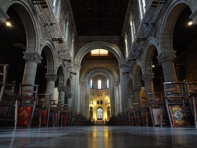 Catedral de Santa Ana em Belfast, Irlanda do Norte