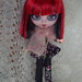 LeLu my first custom doll .