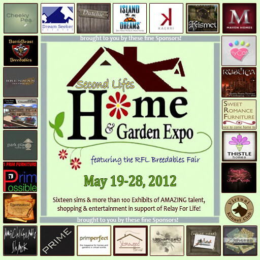 HOME EXPO 2012 SIGN TEXTURE