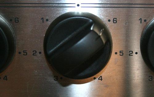 06 - Auf höchster Stufe erhitzen