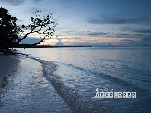 Ticao Island | Sunset and sunrise