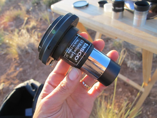 Canyon de Chelly National Monument: 10mm, 20mm and 4mm eyepieces