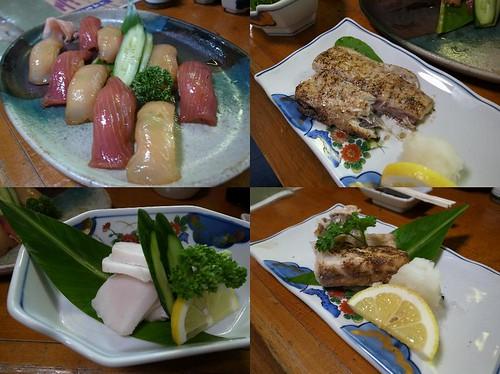 夕食 2012.05.01