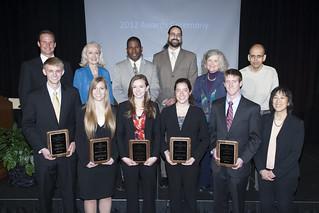 Pace Setter Award Recipients