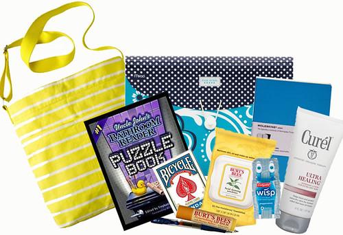 hospital gift bag