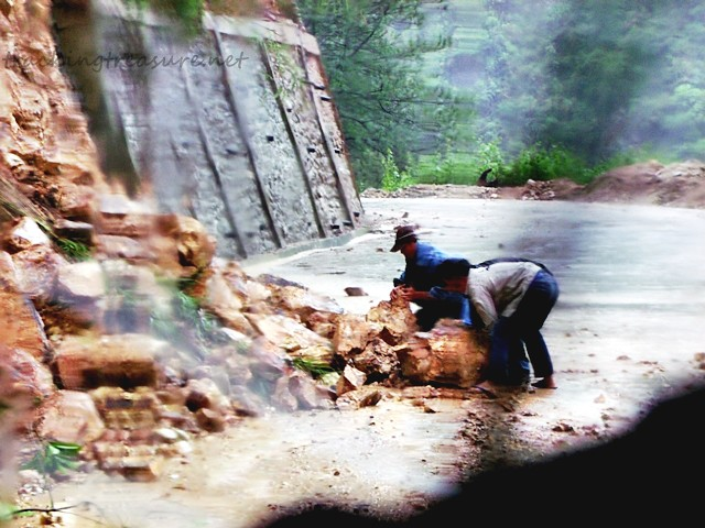 sagada landslide