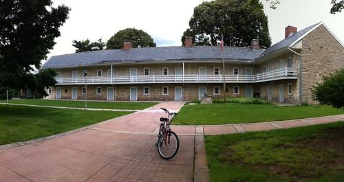 The Hessian Barracks
