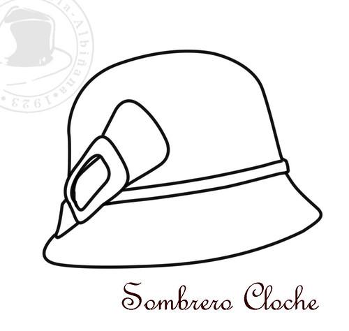 Coloring Book Hat Chance The R Er : Sombreros para Colorear II La Sombrereria