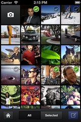 Tec Facebook Camera App
