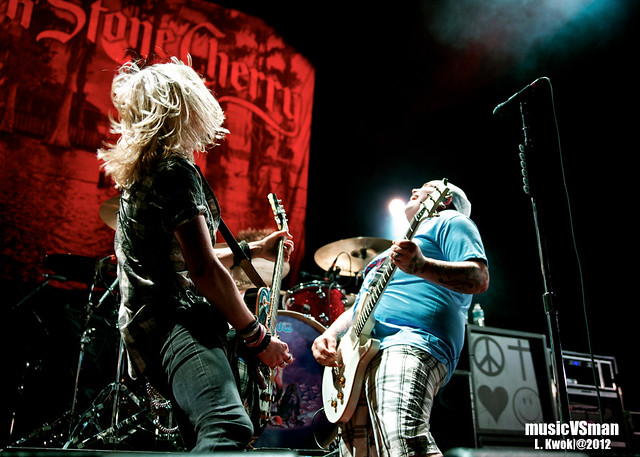 Black Stone Cherry @ Fox Theatre