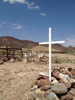Shafter Graveyard
