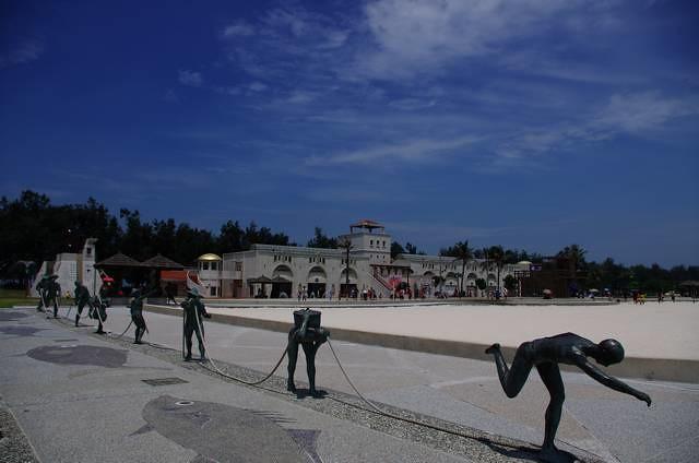 東石漁人碼頭 (8P)