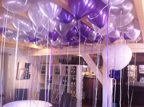 Heliumballonnen Lickebaertshoeve Maasland