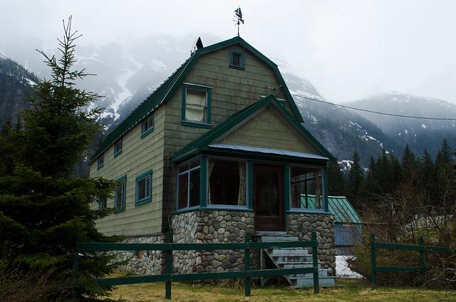 Hyder house
