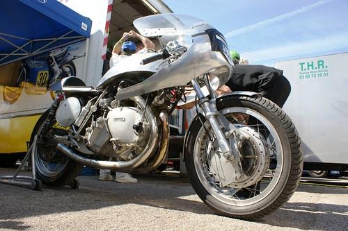 Vincent-Egli 1000 Racing (1970, Jean-Charles Battesti)