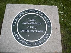 Photo of Green plaque number 10610