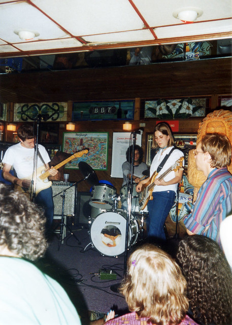 Guv'ner, Pittsburgh PA at Bloomfield Bridge Tavern, 1996 - 4