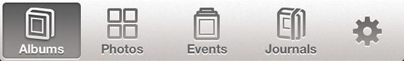 iOS 6 con nueva interfaz metálica