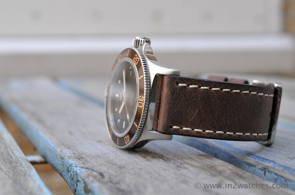 Combat SUB pvd brown