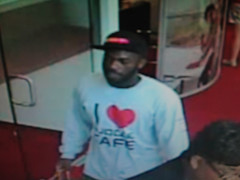 Suspect in HSBC robbery on May 30