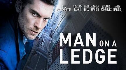 man on ledge image