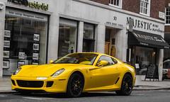 [フリー画像素材] 乗り物・交通, 自動車, フェラーリ, フェラーリ 599 ID:201206020000