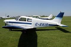 Pa28 G-EKIR