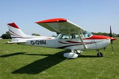 Cessna 172 G-GYAV