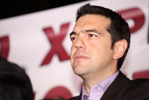 Alexis Tsipras at Keratea #1