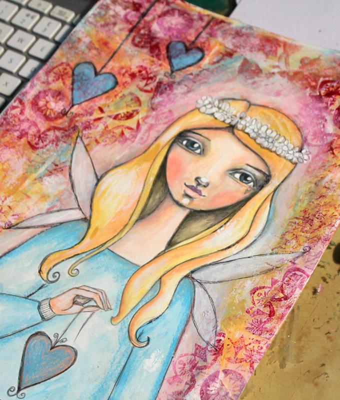Love Fairy Detail 6