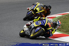 Bradley Smith and Jordi Torres - Catalunya - 2012