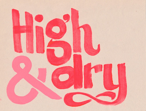 high & dry by jeremy pettis