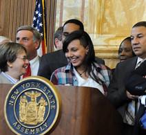 Photo: Katherine @ NY State Assembly