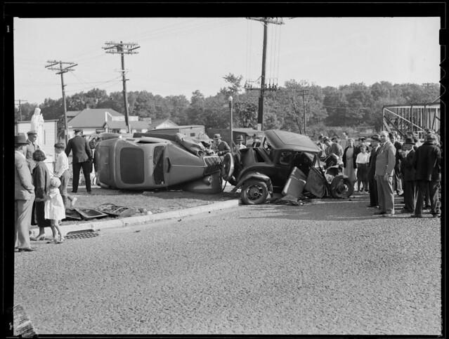 Boston Car Accident Restaurant