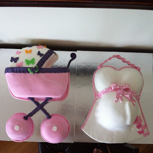 Babyshower pastalari by l'atelier de ronitte
