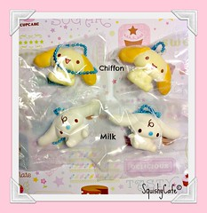 Rare Cinnamoroll Squishy Website : The World s most recently posted photos of squishies - Flickr Hive Mind