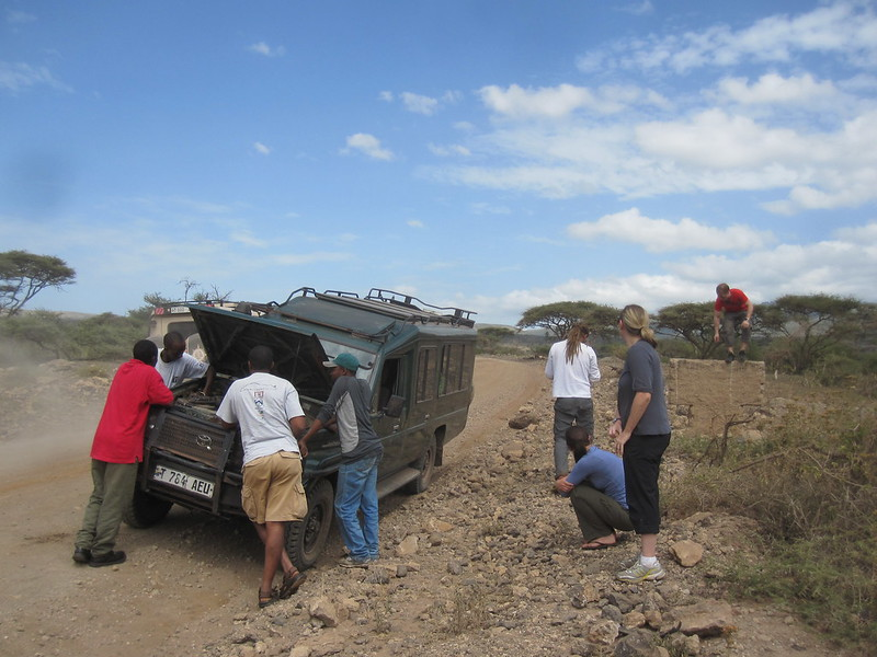Car Troubles in Africa