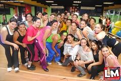 Universario Gold's Gym Moca @ Elieser (Zumba & Show Dance)
