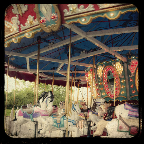 Carousel by The Shutterbug Eye™
