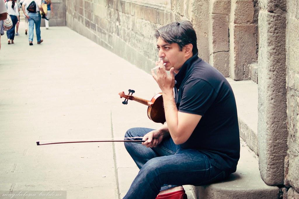 6/99 Violinista