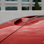 2012 MINI JCW Cooper Coupe rooftop spoiler