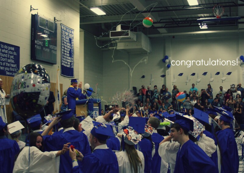 the DHS graduates