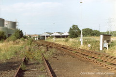 19820718 003 Rickmansworth Branch Looking To Croxley Green Depot