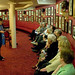 Visitors on a tour of the Royal Opera House © Pete Le May/ROH 2012